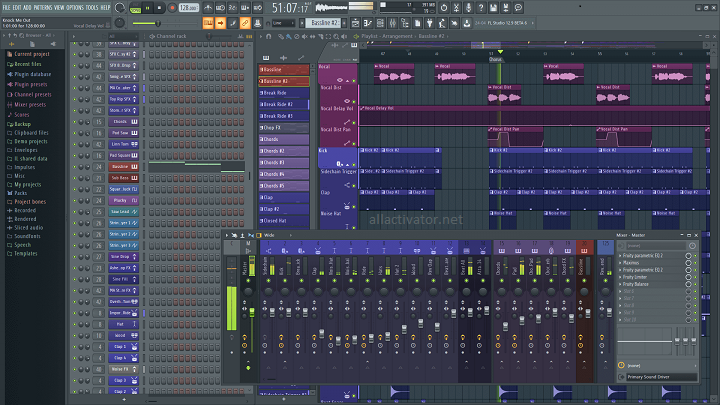 FL Studio Producer Edition Crack + Patch Free Download